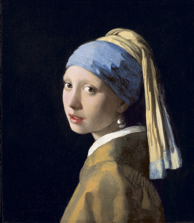 Girl with a Pearl Earring, Frick Collection