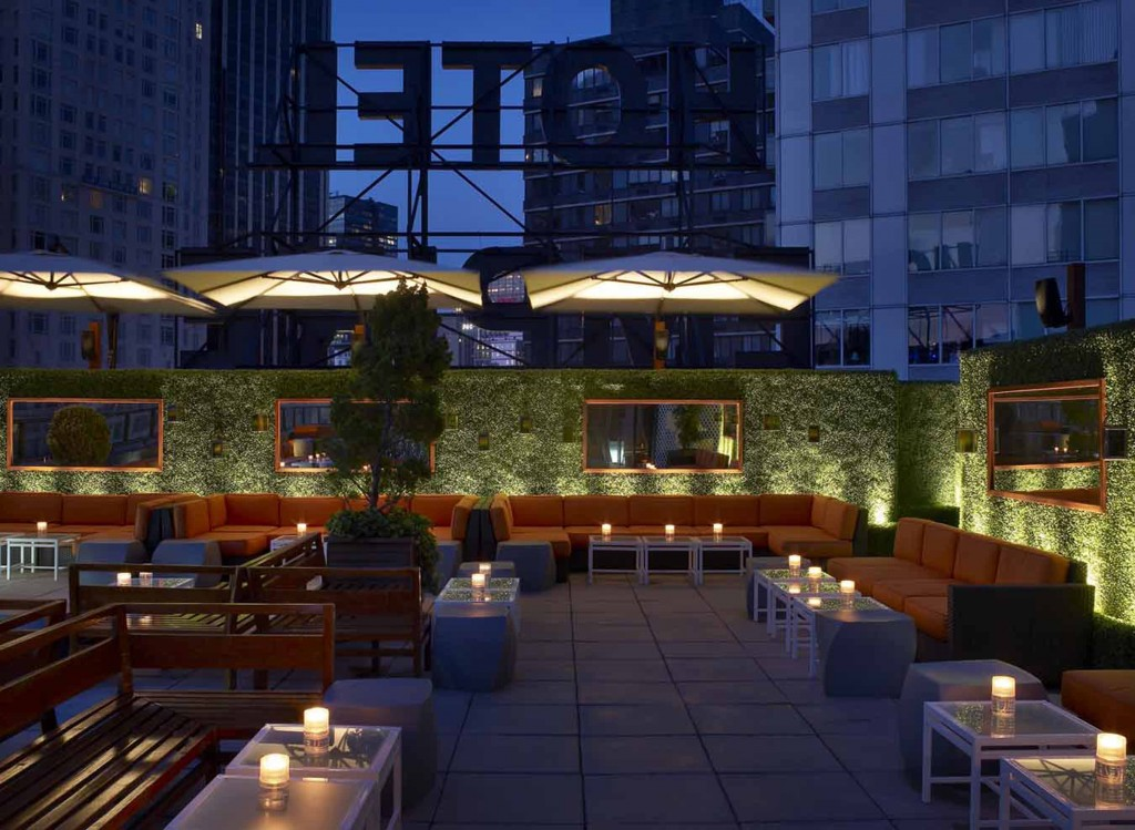 Empire Rooftop