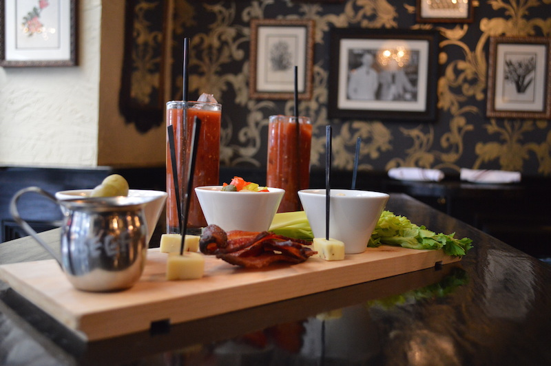 Parker & Quinn Bloody Mary Board
