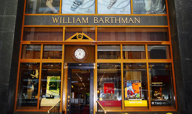 william barthman