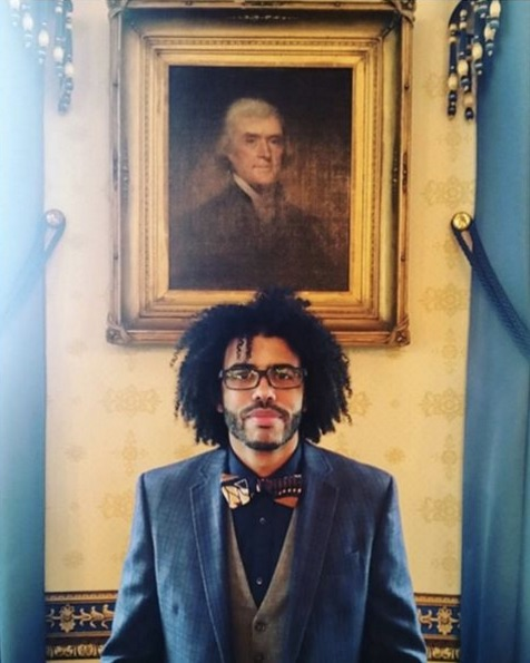 Daveed Diggs is Thomas Jefferson