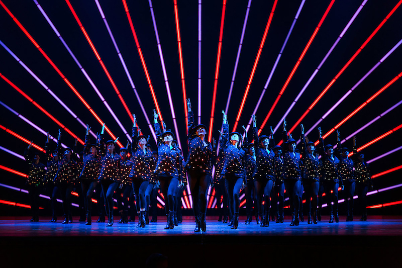New York Spectacular Starring the Radio City Rockettes - June 15-August 7