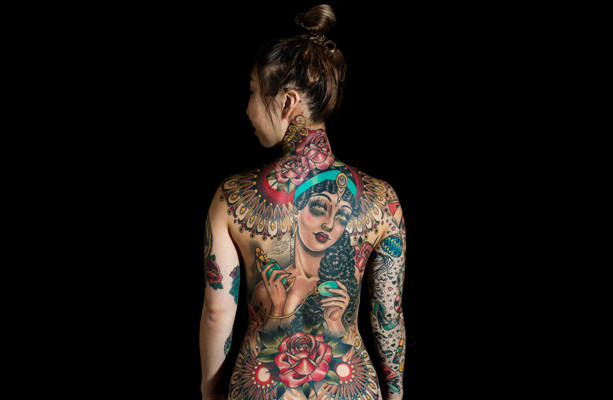 Tattooed New York at the New York Historical Society - Opening February 3