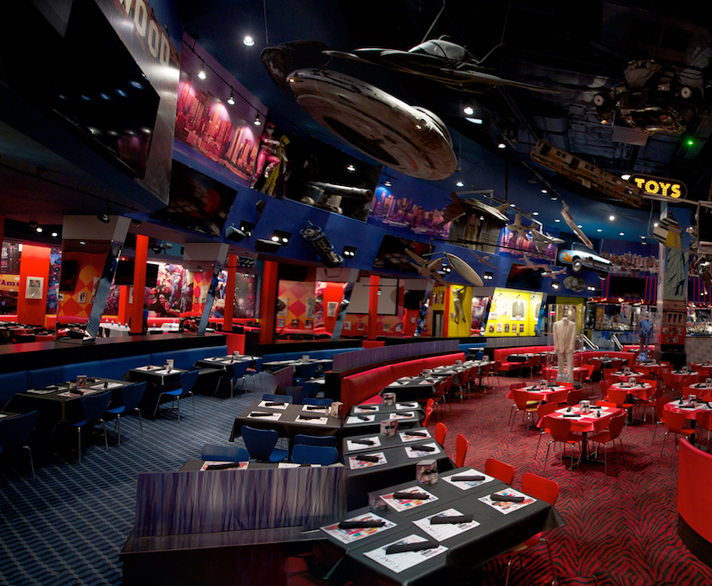NYC Planet Hollywood