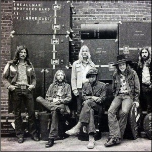 The Allman Brothers_Filmore East