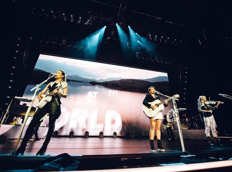 Dixie Chicks (Photo Credit Oliver Halfin)