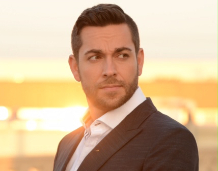 Zachary Levi (Photo- Eric Blackmon)