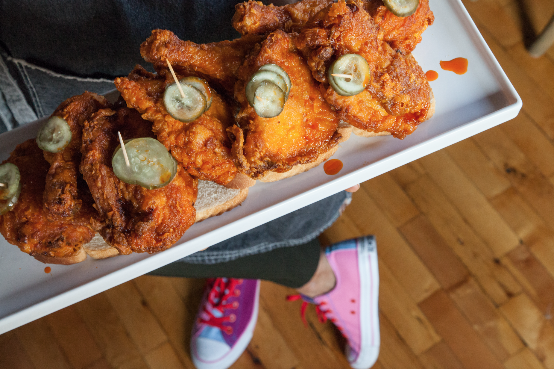 Carla Hall's Southern Kitchen