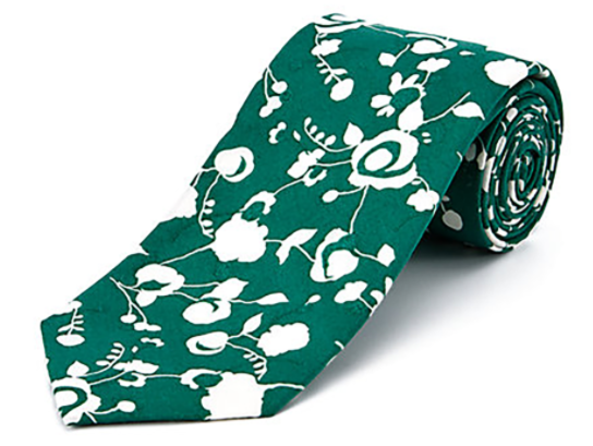 Floral Tie