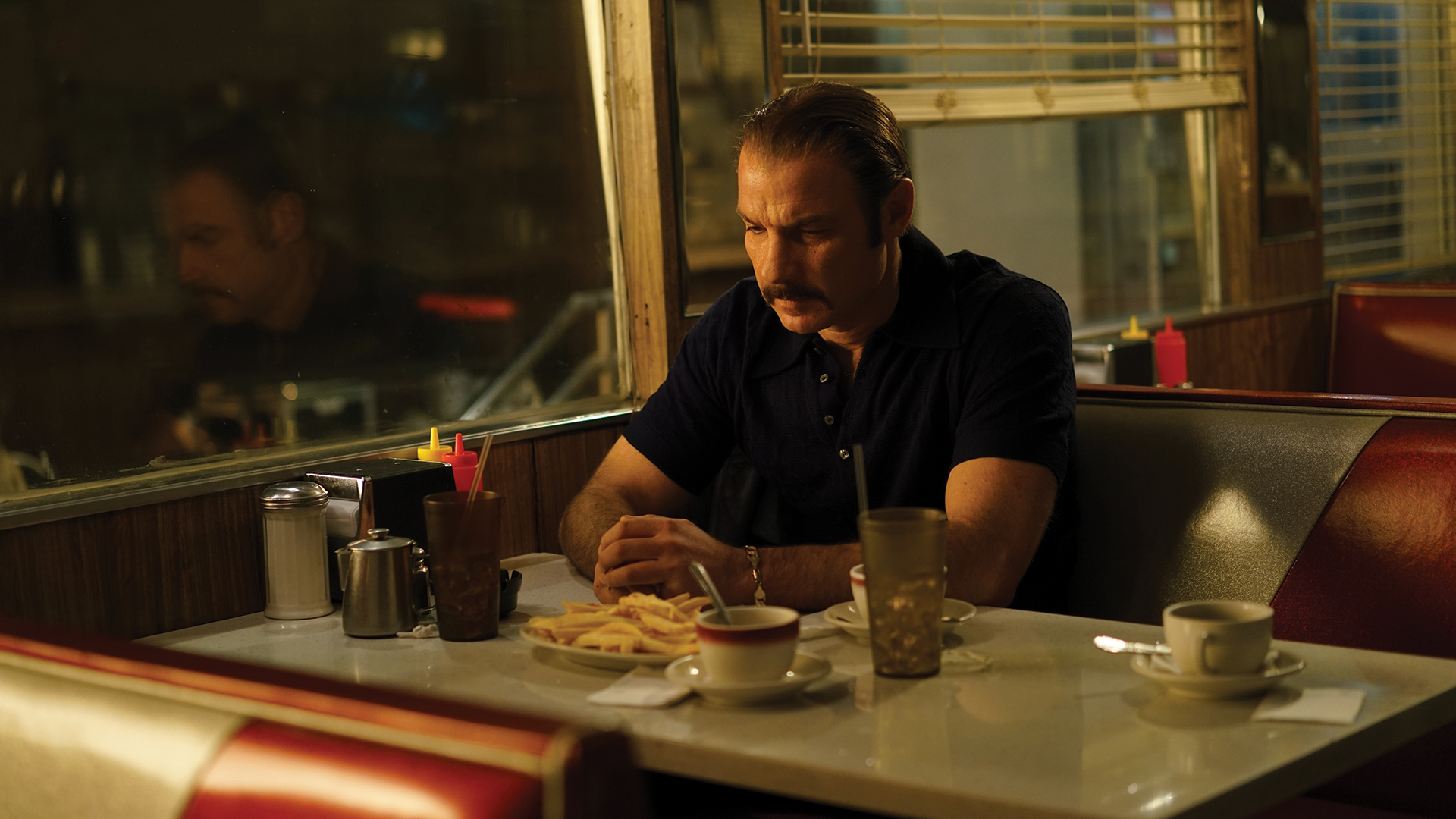 Liev Schreiber as Chuck Wepner in Philippe Falardeau's CHUCK. Courtesy of IFC Films. An IFC Films release.