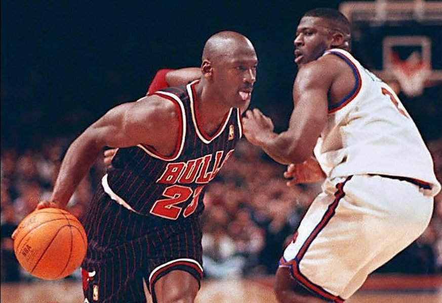marzo abolir Sedante  5 of Michael Jordan's Finest Showings at MSG | NYC Monthly